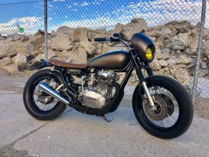 Yamaha xs650 The Sexplorer